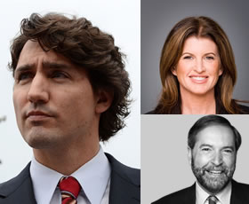 Messages from the Political Leaders of Canada