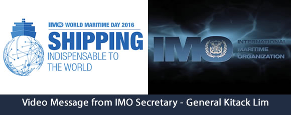 Video Message from IMO Secretary - General Kitack Lim