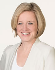The Honourable Rachel Notley