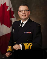 Vice-Admiral Mark Norman, Commander, Royal Canadian Navy