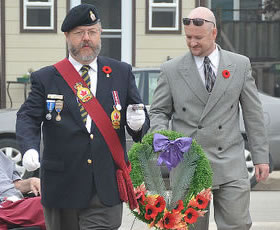 Merchant Marine vets honoured